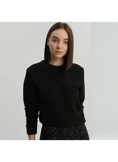 Yargıcı Sweatshirt Siyah